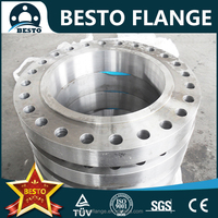 ASTM Carbon Steel a105/sa105n Black Flange