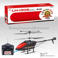 2014 latest directly sale lh1306 big remote control helicopter
