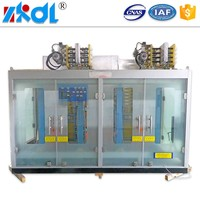Medium Current rotating rectifier for plating equipment