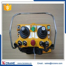 Duplicator remote control industrial Joystick Industrial wireless remote controls rc transmitter and receiver F24-60