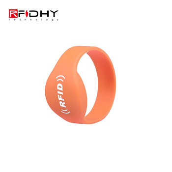 HYWGJ02 Factory Direct 13.56Mhz HF NFC Wrist Band
