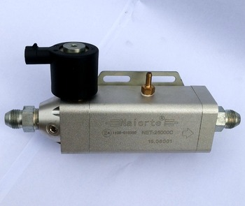 Auto spare parts cng natural gas pressure regulator