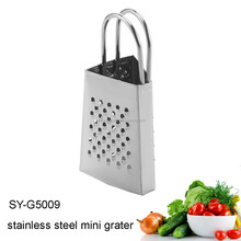 SY-G5009 stainless steel mini vegetable cheese grater