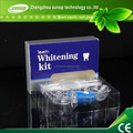 New package oral teeth whitening HOME kits with teeth whitening pen