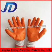 Manufacturers wholesale latex coating gloves gloves industrial protective gloves construction