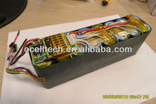 Lawn mower battery 24V6Ah LiFePO4 battery