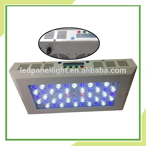 55x3 watt led saltwater tank lights for coral fish seaweed grow lamp