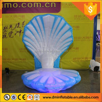 2016 Hot sale inflatable shell for events and promotion