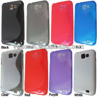 S Line TPU Silicone Gel case for Samsung Galaxy i9050