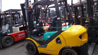 Cheap Price High Quality Japan Komastu FD25 2.5 Ton Used Forklift Hot Sale