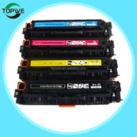 Premium Compatible For Hp 1215 Toner Cartridge CB540 CB541 CB542 CB543