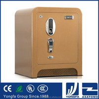 Asatomo top rated personal wealth protective equipment heavy duty safe box unique Italian design electronic safe box