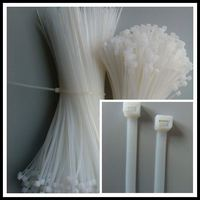 Best Round fashional power plug Customized printed durable colors Self-locking Nylon 66 Cable Ties