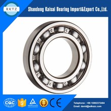 Hot sale low noise high speed deep groove ball bearing