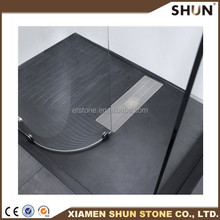 popular solid surface marble granite shower tray/shower base