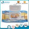 Household Type Alcohol Free Baby Wet Wipes Tissue