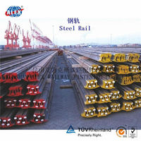 S49 Steel Rail for Rail Clip