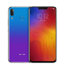 LENOVO Z5 6GB RAM 64GB ROM Qualcomm Snapdragon 636 1.8GHz Octa Core 6.2 Inch 2.5D IPS Corning Gorilla Glass FHD+ Full Screen Dua