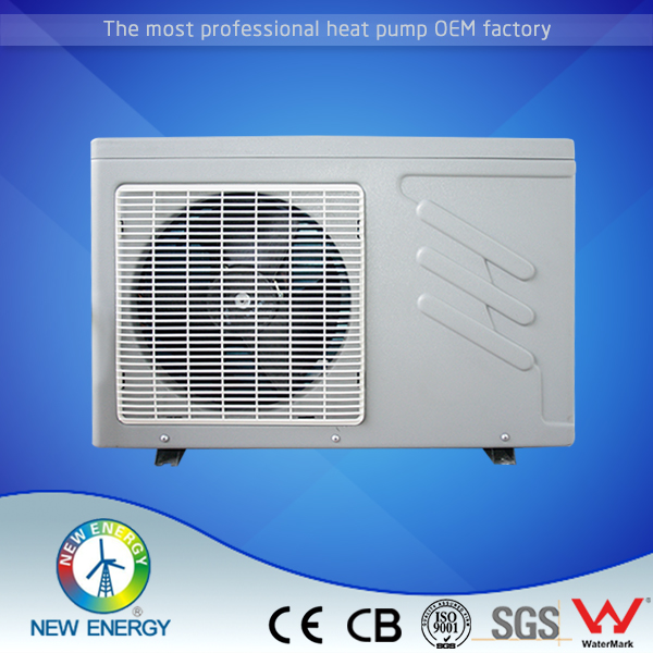 Newest products on china market underground heat pump spa pool heater
