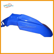 Low price colorful motorcycle fiberglass front fender wholesale