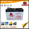 free lead acid sla vrla gel deep cycle solar pv ups battery 12 voltage battery