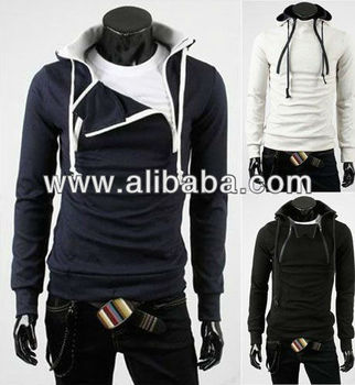 New Style men's hoodies Sweatshirts in Cotton Botton style available in all colors and sizes