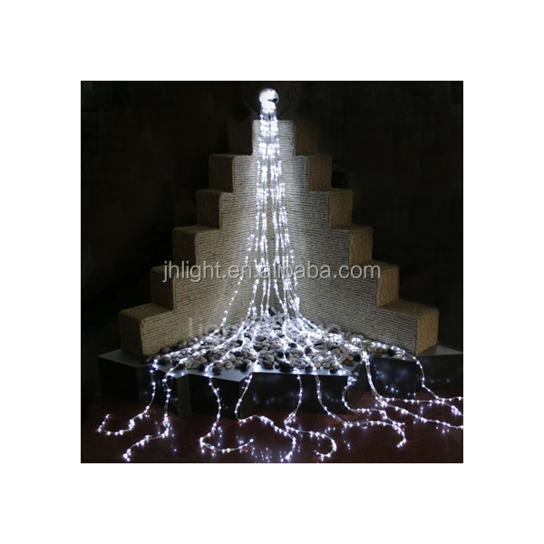 960 LED Waterfall fairy icicle lights decorative outdoor indoor lighting