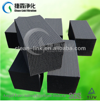 Honeycomb Shaped Activated Carbon