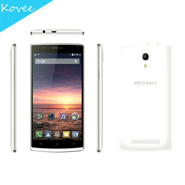 Cheap goods from China Telephone 5.5Inch 4G Dual Camera Mobile Phone