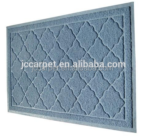 Eco-friendly Waterproof pet mat/pet feeding mat/cat toilet mat