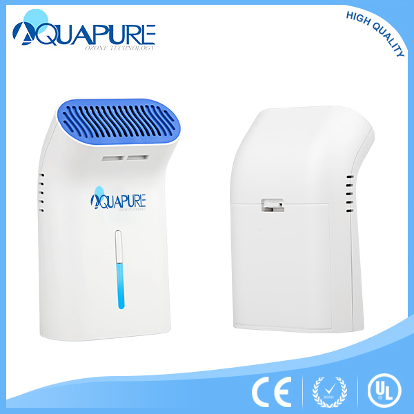 Ozone and anion air deodorizer and purifier