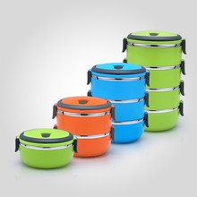 Tiffin Carrier Thermal Lunch Box / Multi-layer Lunch Box / Thermal Insulation Lunch Box