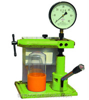 Auto testing machine NT-1 pressure gauge calibration with high quality