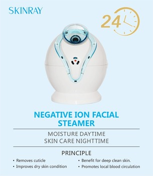Skin Care Personal Portable Table TOP Mini salon Facial Steamer
