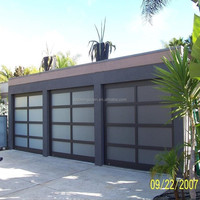 Waterproof 9x8 garage door/american 8x7 garage door