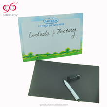 Promotional gifts magnetic writing board for wholesale