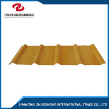 metal roofing supplies corrugated roofing sheets Roman Color Coated Metal Roof Tile