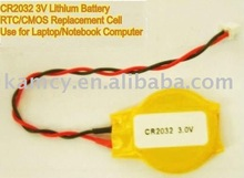 CR2032 3V Lithium Coin Cell CR-2032 RTC/ CMOS/Clock Batteries