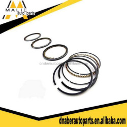 China high Precision racing pistons, piston ring filer and engine rings