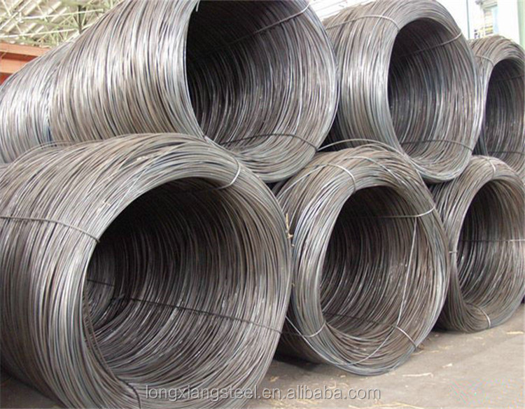 SAE 1008 wire rod in coils for construction