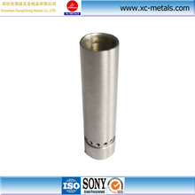 Shenzhen custom brass cnc electric cigarette machine parts