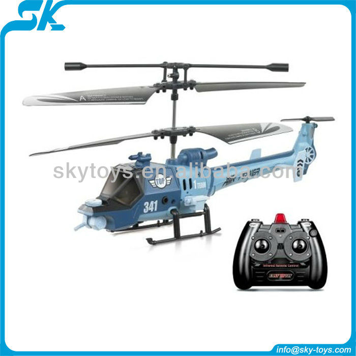 JXD 341 rc helicopter 3.5ch Gyro flying toys rc model airplane 4x4 accessory