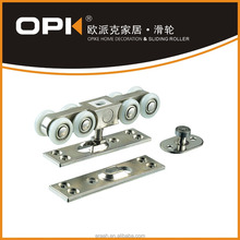 OPK-3-7C Sliding Door Track Rollers for Garage Door Nylon roller with Bearings