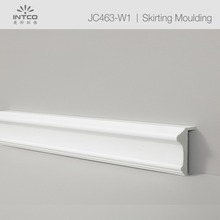 80mm plastic skirting board covers baseboard cover