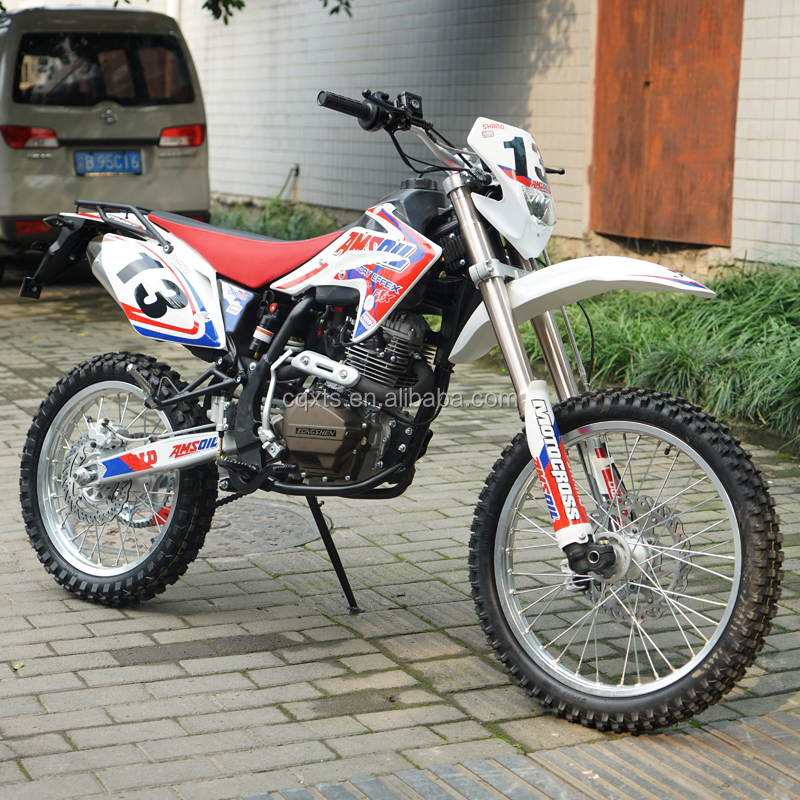 China cross motorcycle 250cc dirt bike motorbike