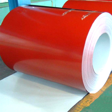 color coated galvanized galvalume steel sheet PPGI prepainted steel coil