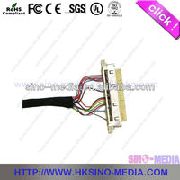All in One PC LVDS Cable(LCD Cable) Widely Used in Modern Monitors and Flat TV Signal Transfer