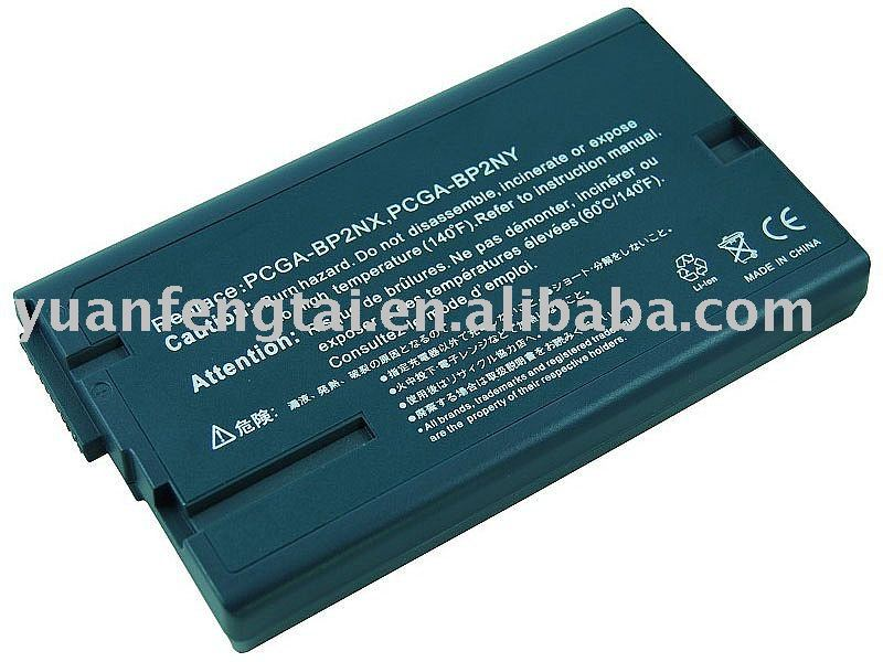 Laptop batteries for SONY BP2NX