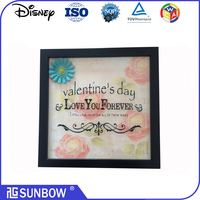 Wholesale love picture photo frame for wedding decoration