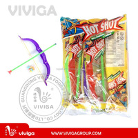 Fruit Flavor Candy with Bow and Arrow Toy